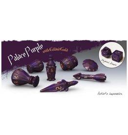 Poly Hero PolyHero Dice Rogue Set: Palace Purple