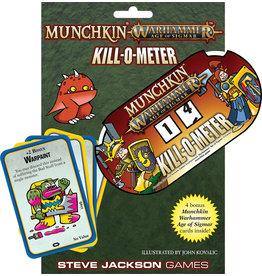 Steve Jackson Games Munchkin: Munchkin Warhammer Age of Sigmar - Kill-O-Meter