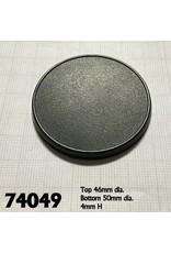 50mm Round Gaming Base (10)