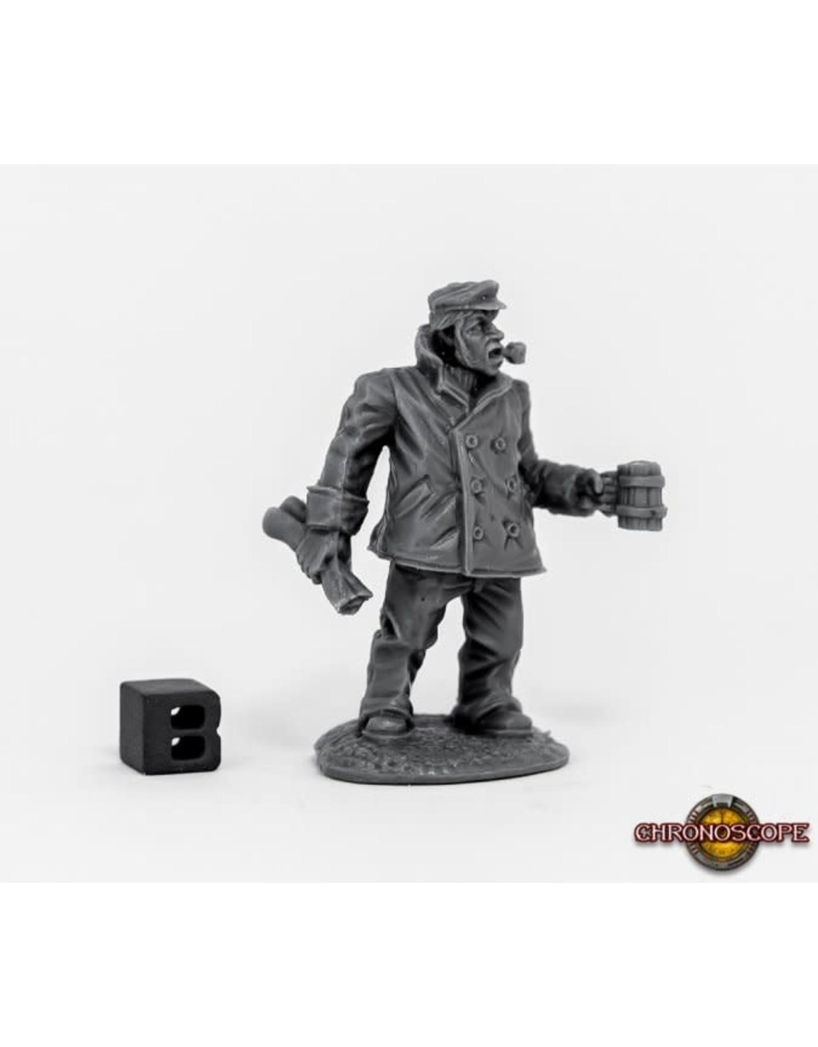 Reaper Miniatures Bones Ship Captain