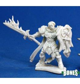 Reaper Miniatures Bones: Almaran the Gold, Paladin