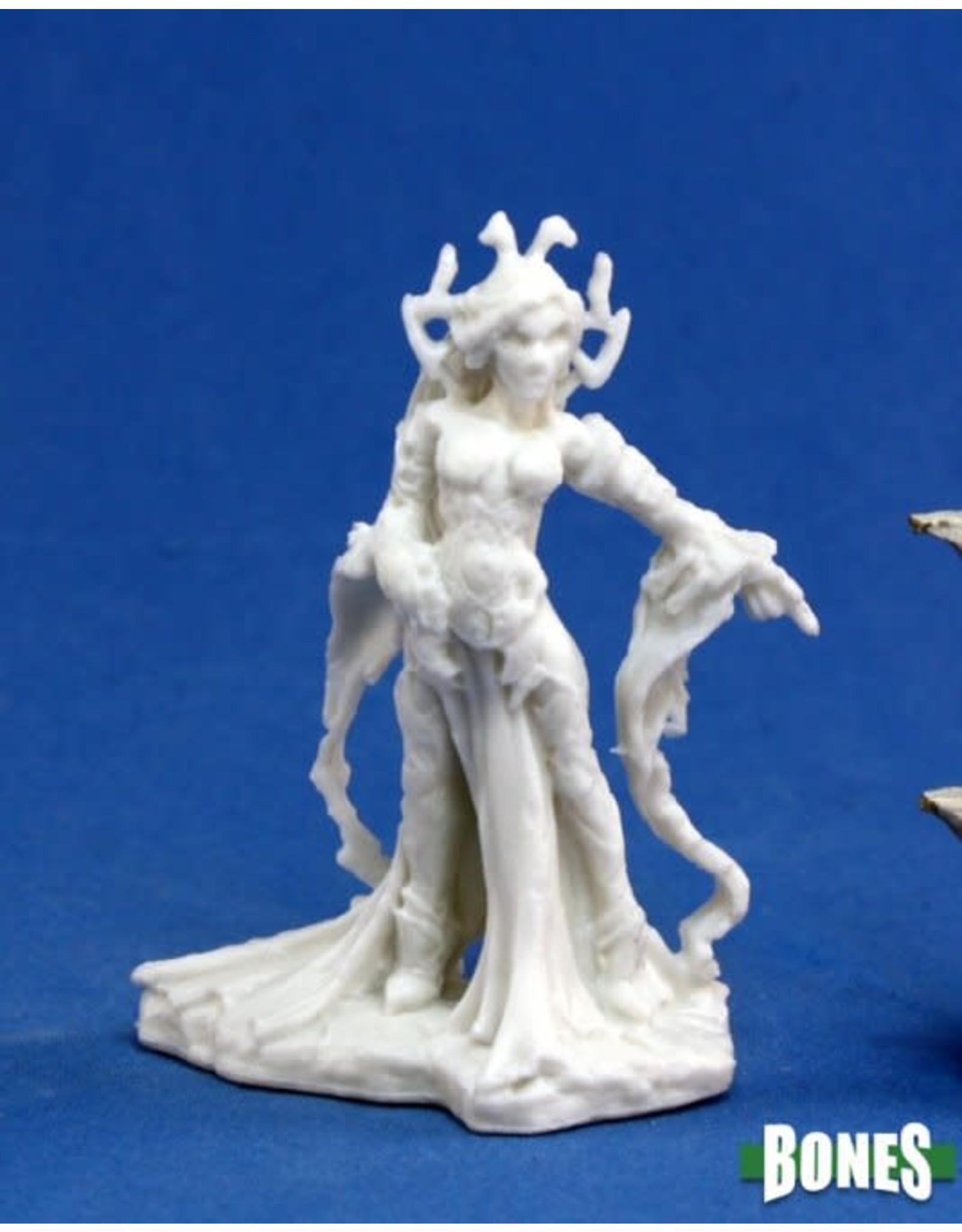 Reaper Miniatures Bones: Shaeress, Dark Elf Queen