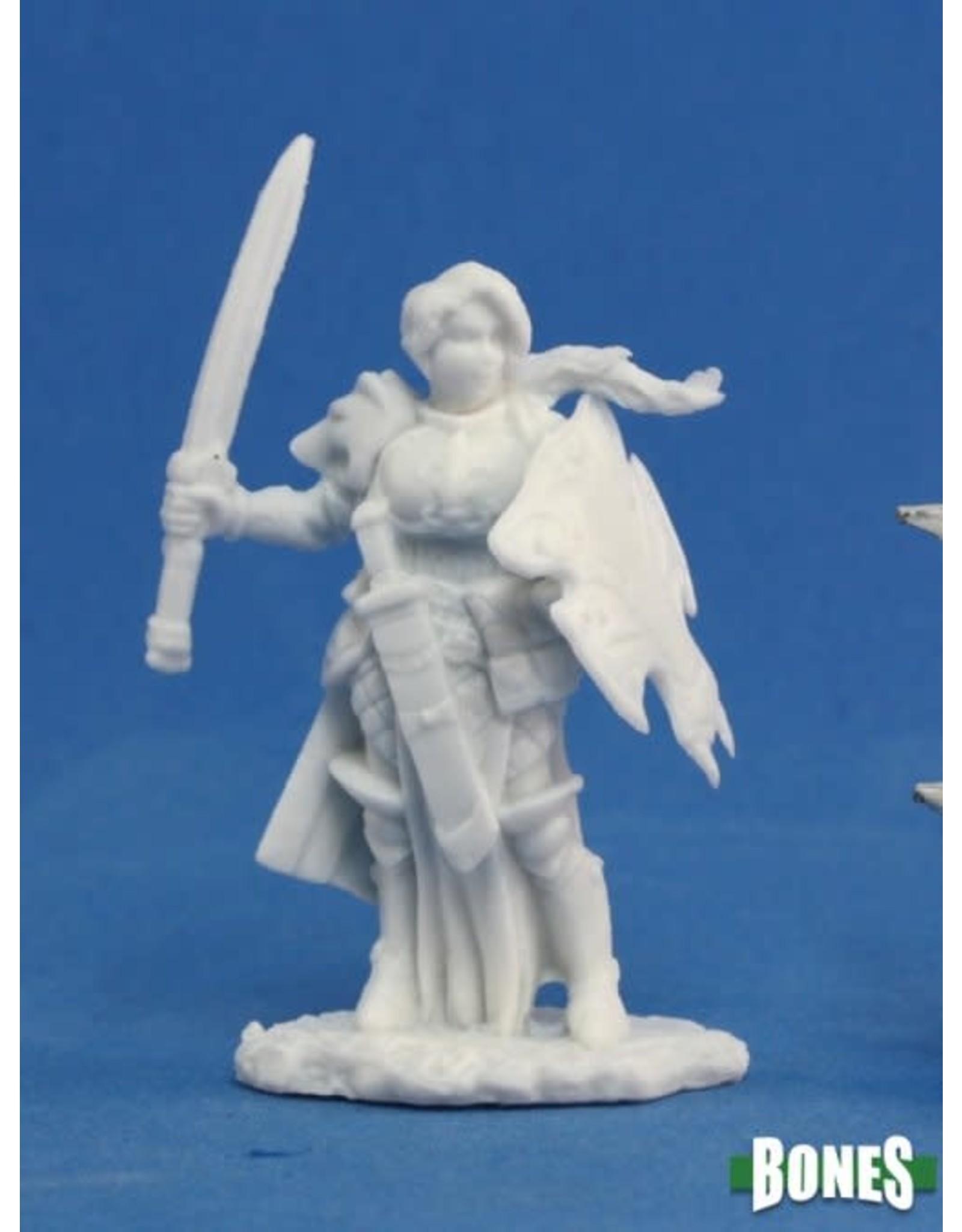 Reaper Miniatures Bones: Trista, Female Warrior
