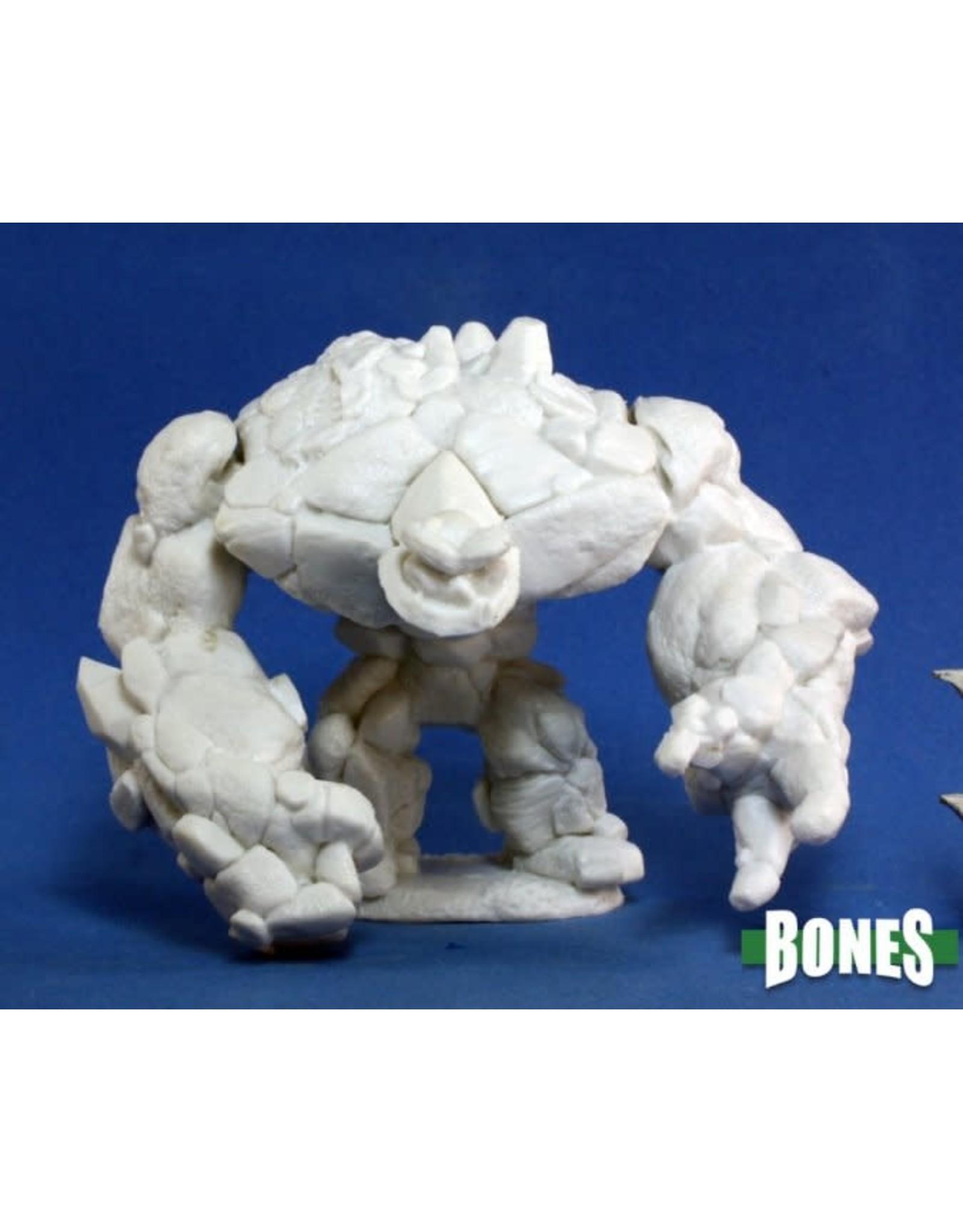 Reaper Miniatures Bones: Large Earth Elemental