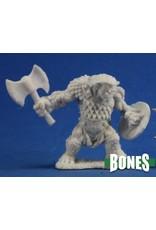 Reaper Miniatures Bones: Kegg, Bugbear Axe