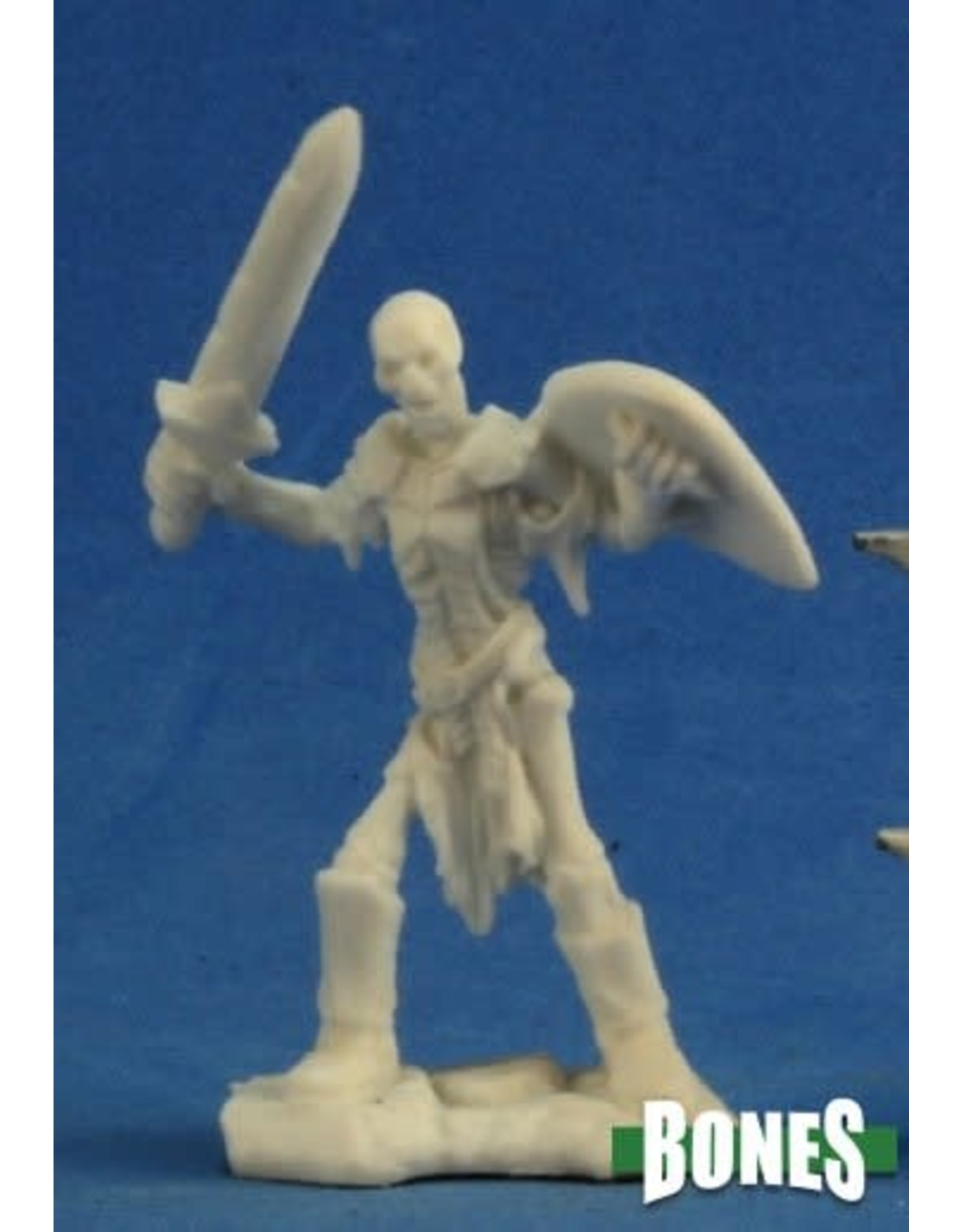 Reaper Miniatures Bones: Skeleton Guardian Sword [3]