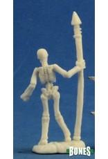 Reaper Miniatures Bones: Skeleton Warrior Spearmen [3]