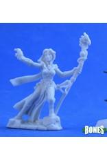 Reaper Miniatures Bones: Andriessa Sorceress