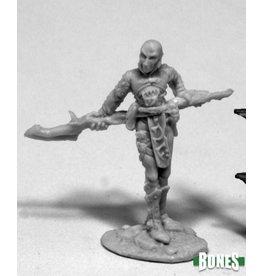 Reaper Miniatures Bones: Eredain, Mercenary Wizard