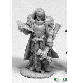 Reaper Miniatures Bones: Halabrad, Cleric
