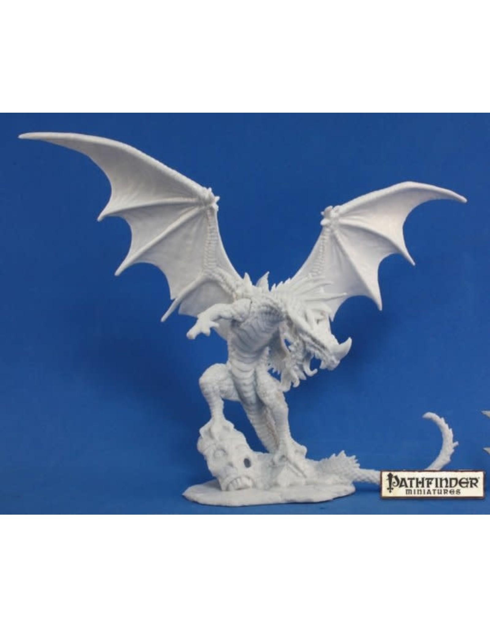 Reaper Miniatures Bones: Pathfinder Red Dragon