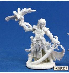 Reaper Miniatures Bones: Seltyiel, Iconic Magus