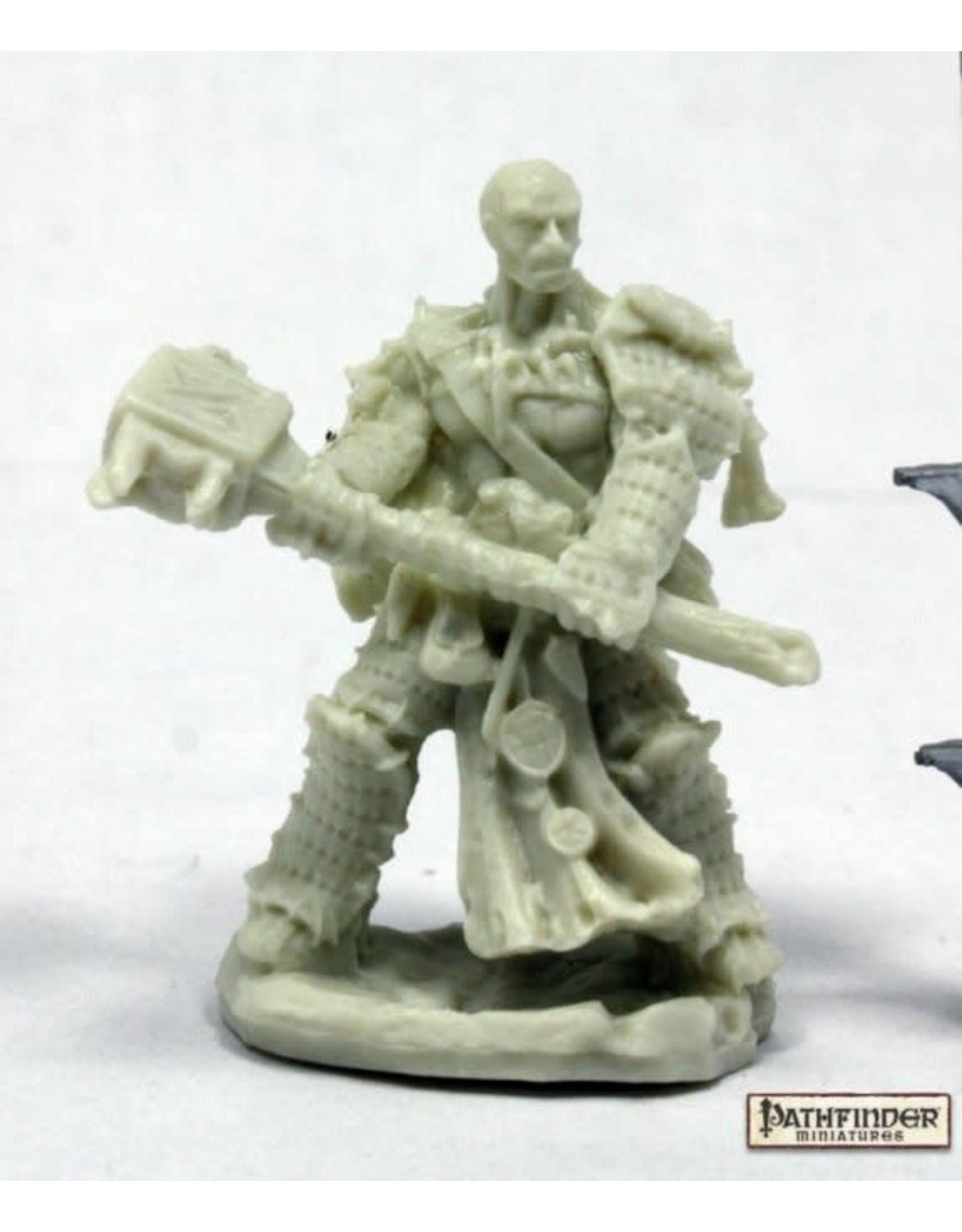 Reaper Miniatures Bones: Crowe, Iconic Bloodrager