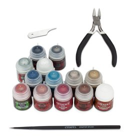 Games Workshop Warhammer Age of Sigmar Paints & Tools Set
