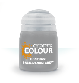 Games Workshop Contrast - Basilicanum Grey