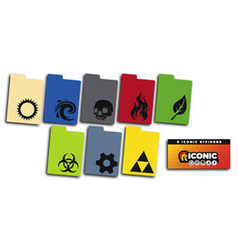 Iconic Divider Pack (8)