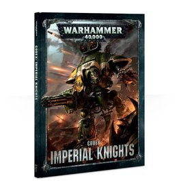 Games Workshop Warhammer 40K Imperial Knights Codex
