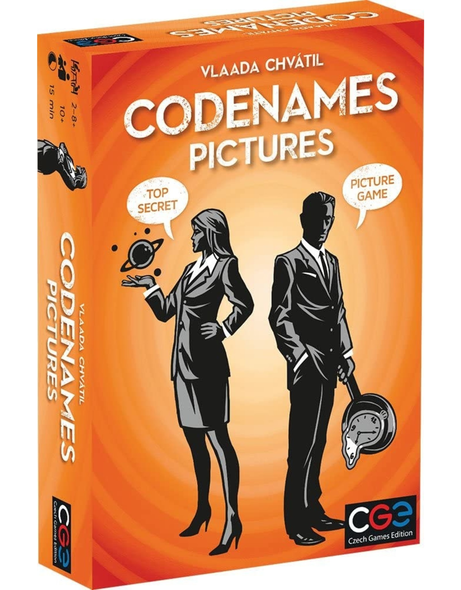 Czech Games Codenames: Pictures