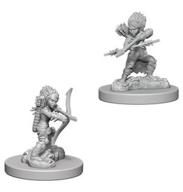 Wizkids Deep Cuts Female Gnome Rogue W5