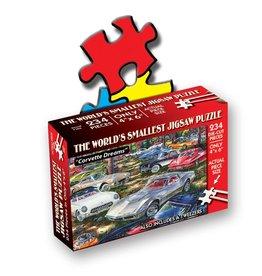 TDC Puzzles World's Smallest Jigsaw Puzzle: Corvette Dreams