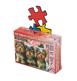 TDC Puzzles World's Smallest Jigsaw Puzzle: We Didn't Do It