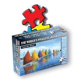 TDC Puzzles World's Smallest Jigsaw Puzzle: Into the Wind