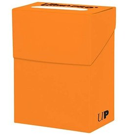 Ultra Pro Deck Box Orange