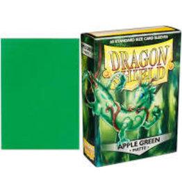 Arcane Tinmen DS: Standard: 100 Count: Matte Green Apple