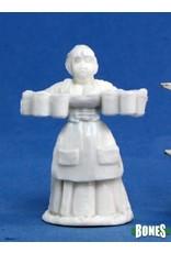 Reaper Miniatures Bones: Townsfolk: Wench