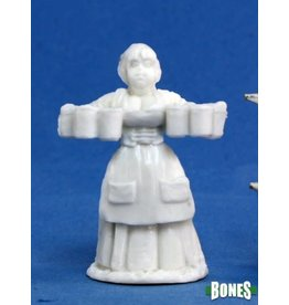 Reaper Miniatures Bones: Townsfolk: Wench