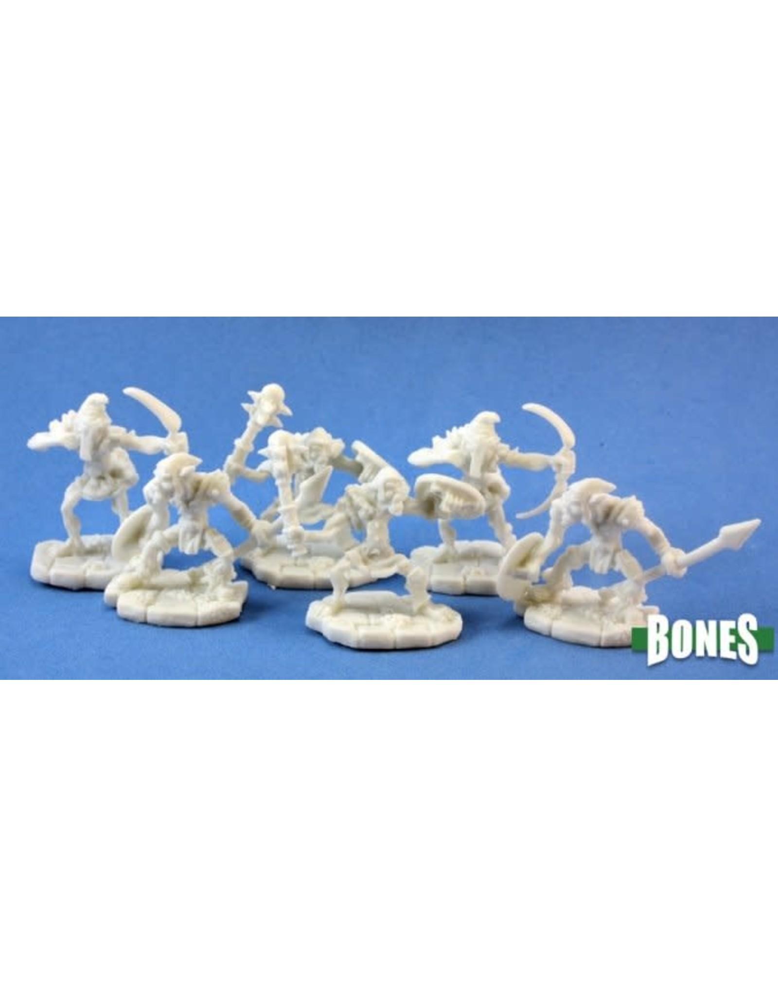 Reaper Miniatures Bones: Goblins (6)