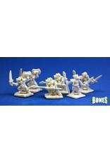 Reaper Miniatures Bones: Kobolds (6)