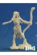 Reaper Miniatures Bones:  Skeleton Guardian Archer [3]