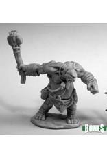 Reaper Miniatures Bones: Ogre Smasher