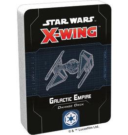 Fantasy Flight Games Star Wars X-Wing: 2nd Edition - Galactic Empire Damage Deck