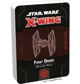 Fantasy Flight Games Star Wars X-Wing: 2nd Edition - First Order Damage Deck