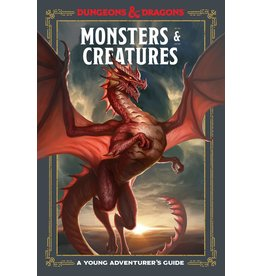 Random House Dungeons & Dragons RPG: A Young Adventurer's Guide - Monsters and Creatures (Hardcover)