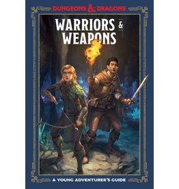 Random House Dungeons & Dragons RPG: A Young Adventurer's Guide - Warriors and Weapons (Hardcover)