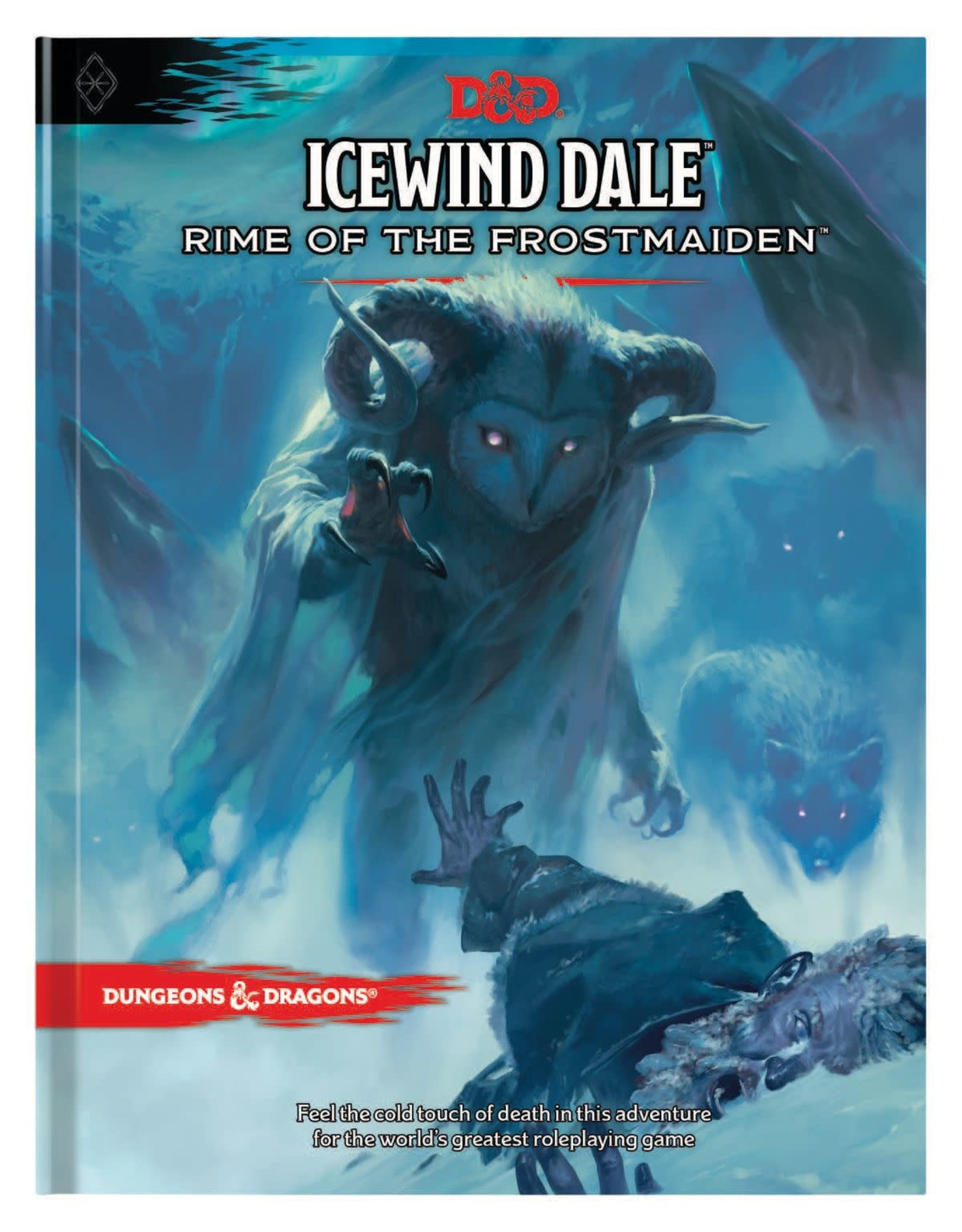 Wizards of the Coast Preorder Dungeons & Dragons Icewind Dale