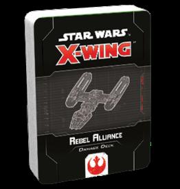 Fantasy Flight Games Star Wars X-Wing: 2nd Edition - Rebel Alliance Damage Deck