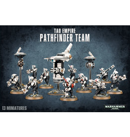 Games Workshop TAU EMPIRE PATHFINDER TEAM