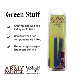 Army Painter Tools: Kneadite Green Stuff 8in