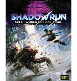 Shadowrun RPG: 6th Edition Beginner Box