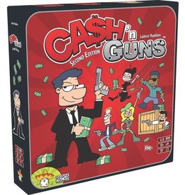 Repos Productions Cash and Guns 2nd Edition