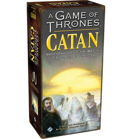 Catan Studios Game of Thrones Catan: Brotherhood of the Watch - 5-6 Player Ex
