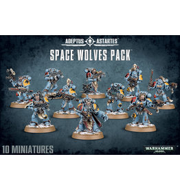 Games Workshop Space Wolves Pack