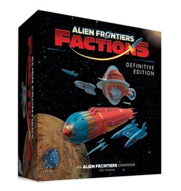 Starling Alien Frontiers: Factions Definitive Ed