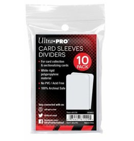 Ultra Pro Ultra Pro Card Dividers