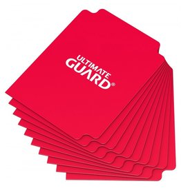 Ultimate Guard Ultimate Guard Card Dividers (Red)