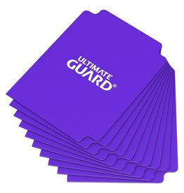 Ultimate Guard Ultimate Guard Card Dividers (Purple)